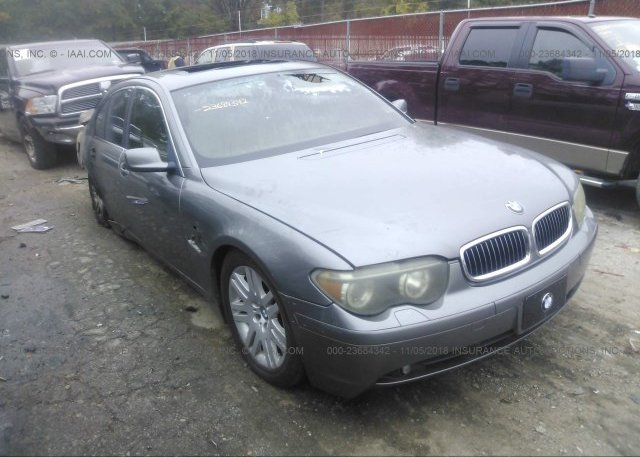 Inventory #183929898 2003 BMW 745