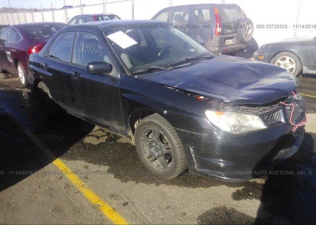 Inventory #699149173 2006 Subaru IMPREZA