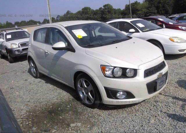 Inventory #380191679 2015 Chevrolet SONIC