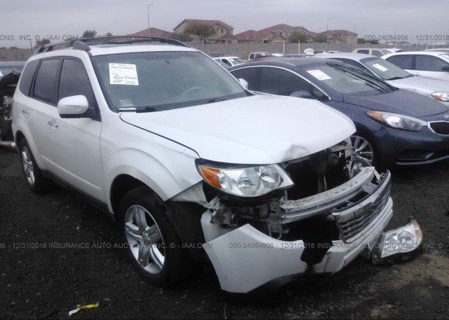 Inventory #192297081 2009 Subaru FORESTER