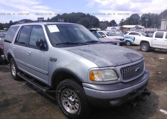 Inventory #214722768 2002 FORD EXPEDITION