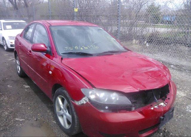 Inventory #817084538 2006 Mazda 3