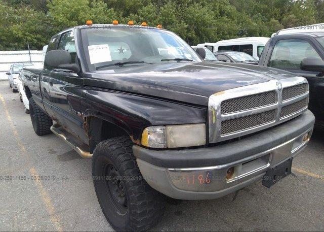 Inventory #224097224 1998 Dodge RAM 2500
