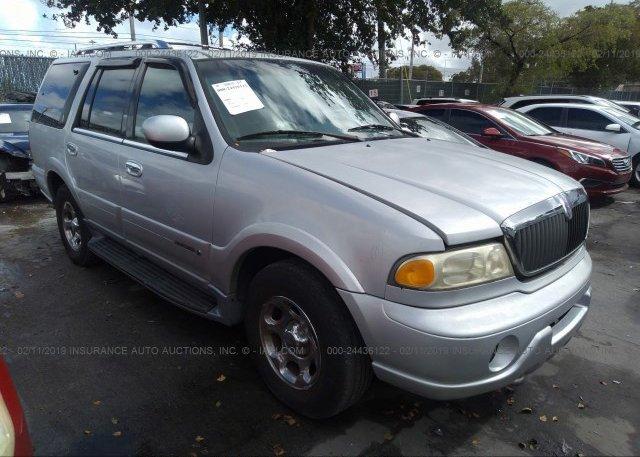 Inventory #676223571 2000 Lincoln NAVIGATOR