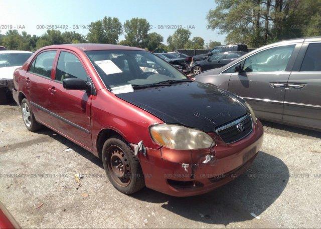Inventory #993883382 2005 Toyota COROLLA