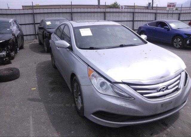 Inventory #780529082 2014 Hyundai SONATA