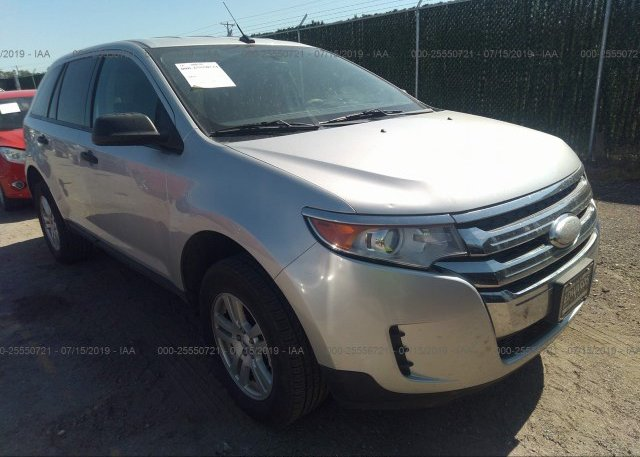 Inventory #853906547 2012 FORD EDGE
