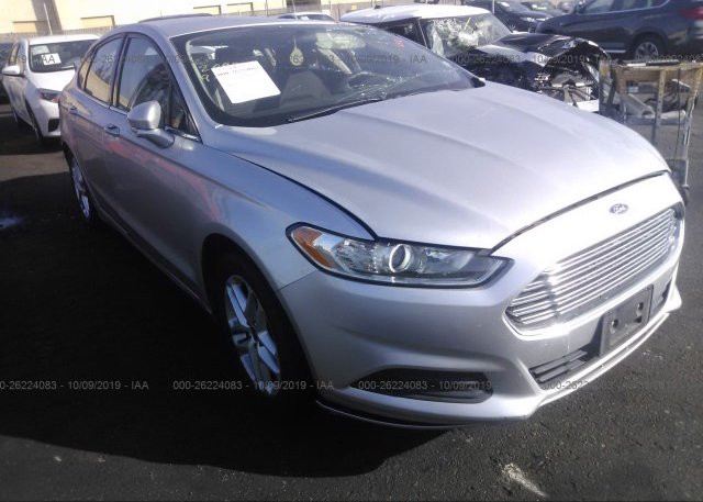 Inventory #150534037 2013 FORD FUSION