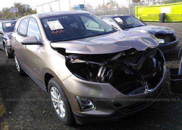 Inventory #922161744 2018 Chevrolet EQUINOX
