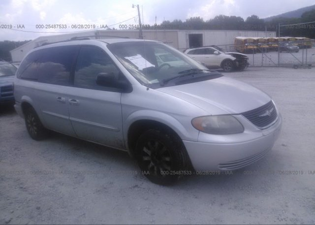 Inventory #516645104 2003 Chrysler TOWN & COUNTRY