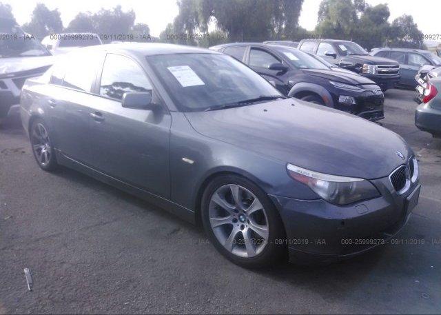 Inventory #262370614 2006 BMW 550
