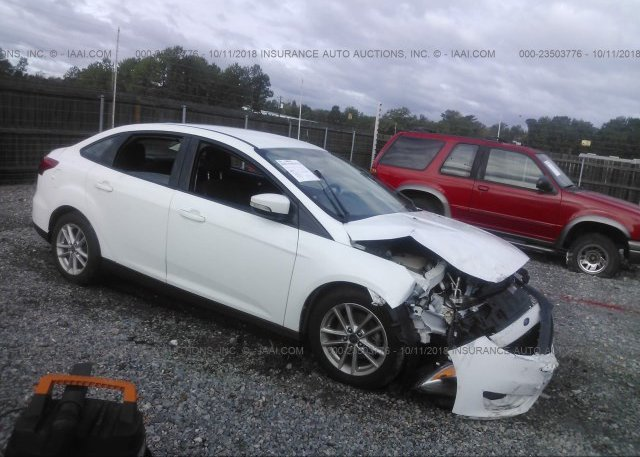 Inventory #729442443 2015 FORD FOCUS