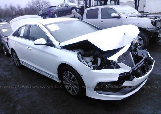 Inventory #781812725 2015 Hyundai SONATA
