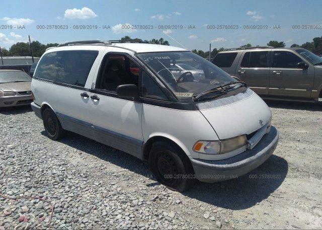 Inventory #217224075 1992 Toyota PREVIA