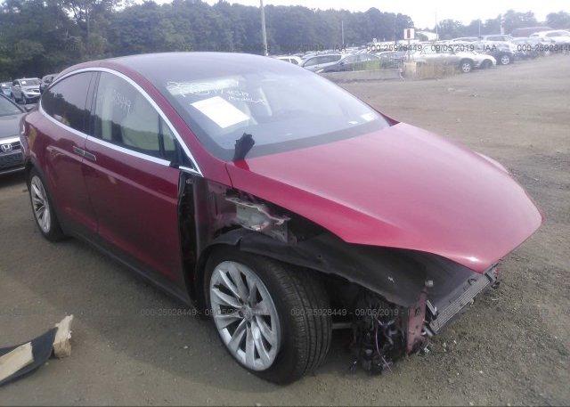 Inventory #631134326 2017 Tesla MODEL X
