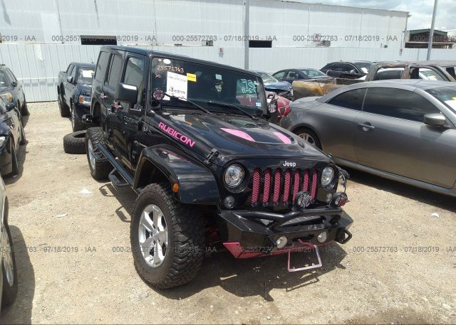 Inventory #707411176 2017 JEEP WRANGLER UNLIMITE