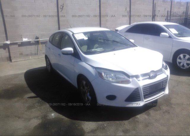 Inventory #782965322 2014 FORD FOCUS