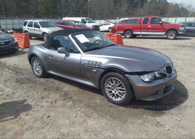 Inventory #742158124 2002 BMW Z3
