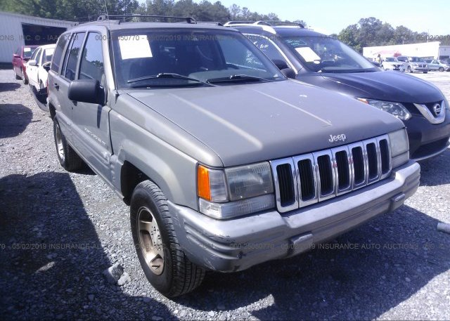 Inventory #103399592 1998 JEEP GRAND CHEROKEE