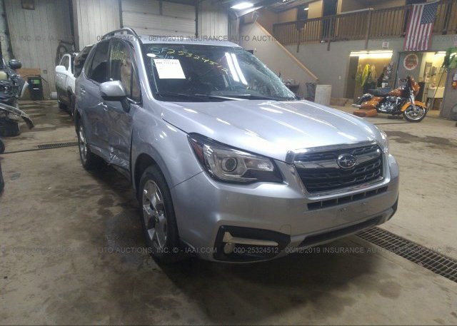 Subaru Sioux Falls >> Jf2sjawc9hh499084 Regular Salvage Silver Subaru Forester