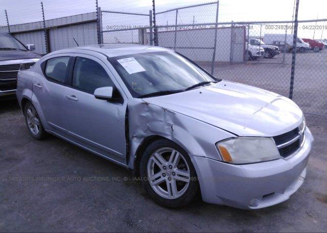 Inventory #211725697 2010 Dodge AVENGER