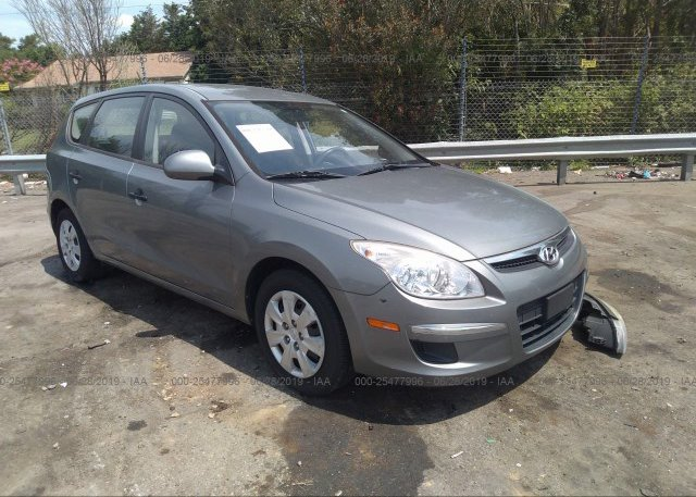 Inventory #104726638 2010 Hyundai ELANTRA TOURING