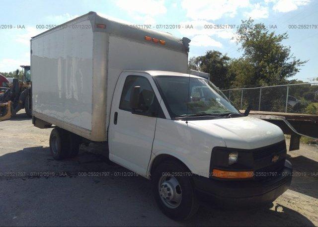 Inventory #720141733 2012 CHEVROLET EXPRESS G3500