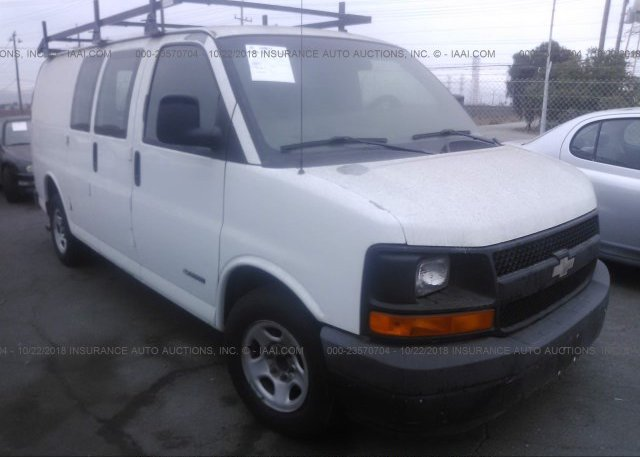 Inventory #977347565 2003 Chevrolet EXPRESS G2500