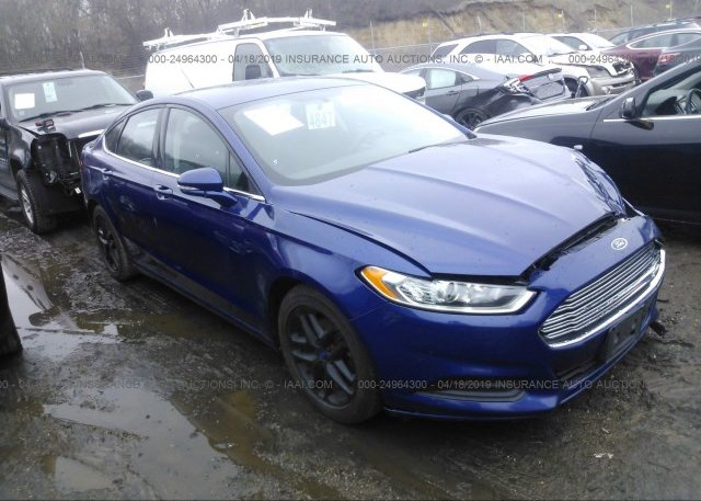 Inventory #119083811 2014 FORD FUSION