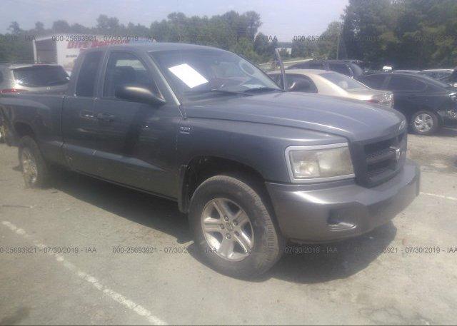 Inventory #844239256 2010 Dodge DAKOTA