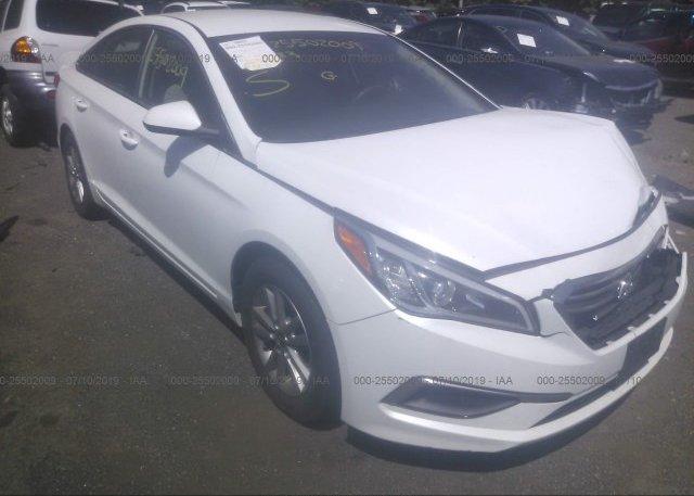 Inventory #228527885 2016 Hyundai SONATA