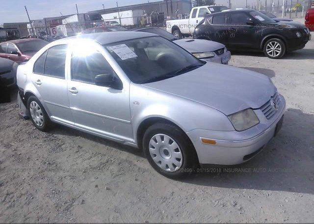 Inventory #163141782 2004 Volkswagen JETTA