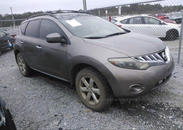 Inventory #693138573 2009 Nissan MURANO