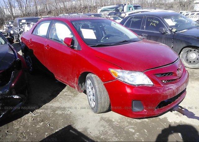 Inventory #342683722 2012 Toyota COROLLA