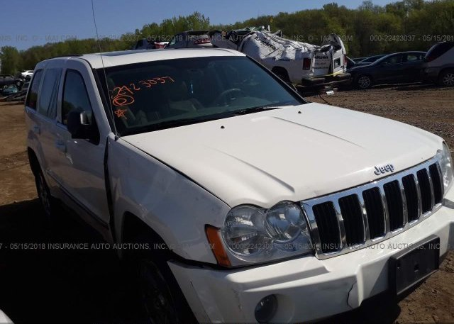 Inventory #517418848 2007 JEEP GRAND CHEROKEE