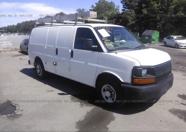 Inventory #113007795 2010 Chevrolet EXPRESS G2500