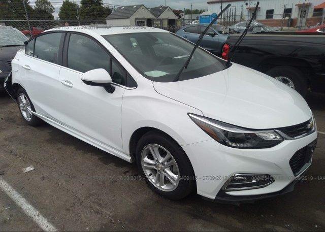 Inventory #567573764 2018 Chevrolet CRUZE