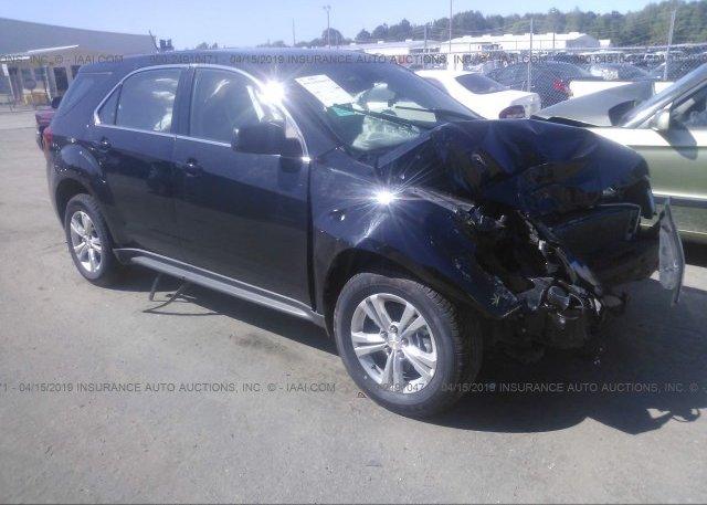 Inventory #978497372 2014 Chevrolet EQUINOX