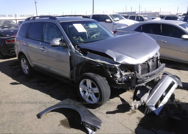 Inventory #169905628 2010 Subaru FORESTER