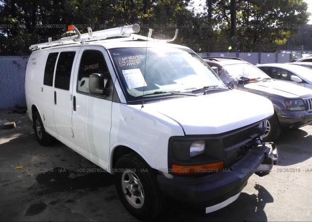 Inventory #679689753 2008 Chevrolet EXPRESS G1500