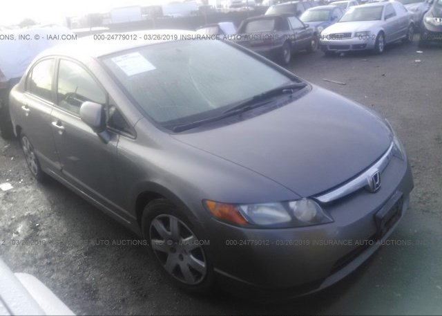 Inventory #894190492 2007 HONDA CIVIC