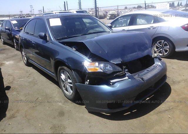 Inventory #801173048 2005 Subaru LEGACY