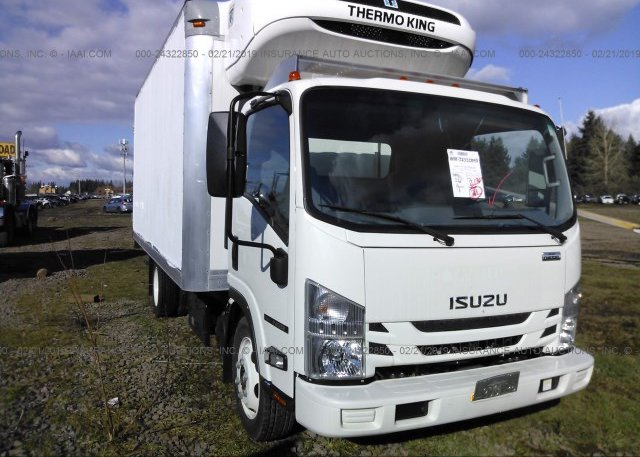 JALE5W162J7302393, Clear Isuzu Nrr at PORTLAND, OR on online