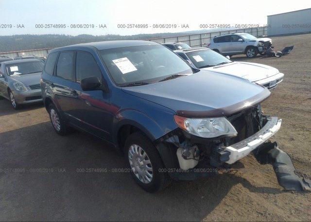 Inventory #181807596 2009 Subaru FORESTER