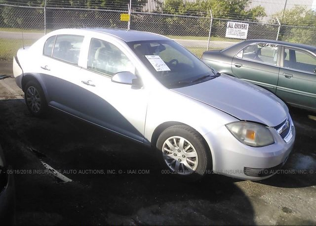 Inventory #543712825 2010 Chevrolet COBALT