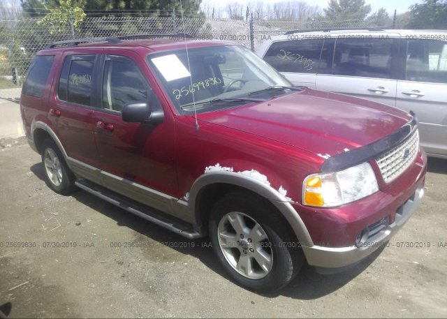 Inventory #114136958 2003 FORD EXPLORER
