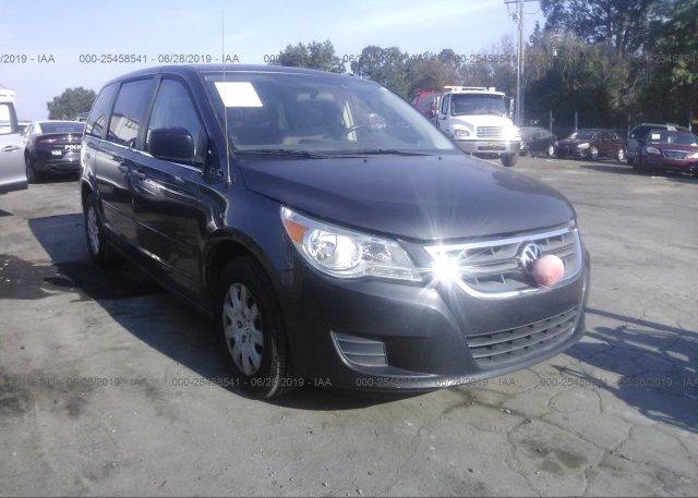 Inventory #489565636 2012 Volkswagen ROUTAN