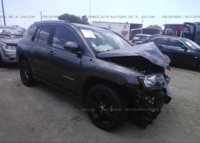 Inventory #252379048 2015 JEEP COMPASS