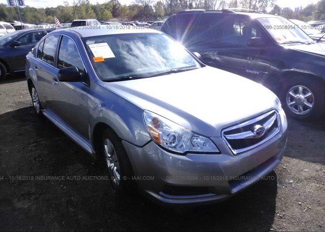 Inventory #407287723 2010 Subaru LEGACY