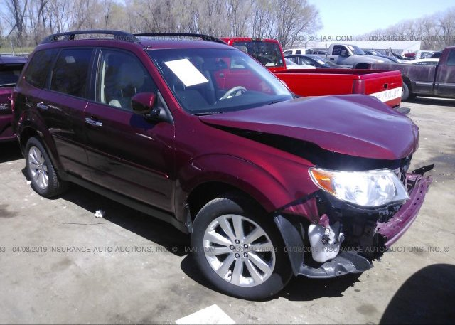 Inventory #519131771 2011 Subaru FORESTER